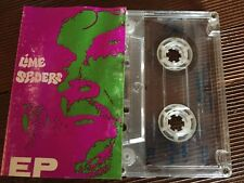 LIME SPIDERS EP - - Rare 1988 Australian Cassette - Oz Garage Rock