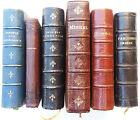 Lot de 6 livres religion missels bonheur à la table sainte diocèse de Seez XIXè