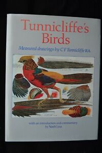 TUNNICLIFFE'S BIRDS MEASURED DRAWINGS BY C.F. TUNNICLIFFE R.A NOEL CUSA