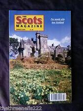SCOTLAND - THE SCOTS - MARCH 2004 - ACHNACLOICH GARDENS