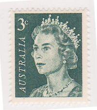 (K29-3) 1966 AU 3c blue QEII definitive MUH