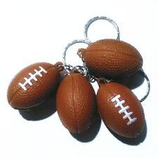 Porte Clé Ballon de Rugby Cadeau Rugbyman