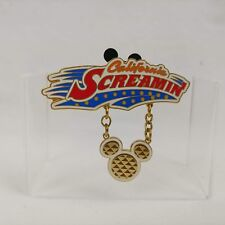 Disney California Screamin' Dangle Pin 3534