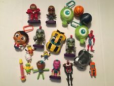 Boy Toys Grab bag McDonalds And Other Toys (21 Toys)