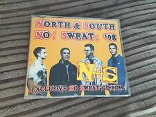 North & south-No sweat 98 cd
