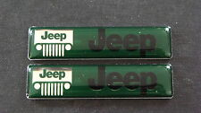 Jeep Badge Grand Cherokee Wrangler Liberty 4X4 4WD