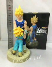 Dragon Ball Z Dramatic Showcase 4nd Season Vegeta Trunks PVC Figure New in Box