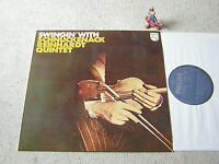 SCHNUCKENACK REINHARDT QUINTET Swingin´ With GER LP PHILIPS 6305 171