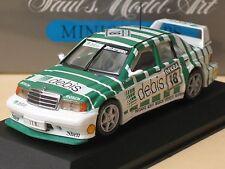 Minichamps 1:43 DTM 1992 Mercedes 190 E Evo 2 Giroix Zakspeed Debis OVP