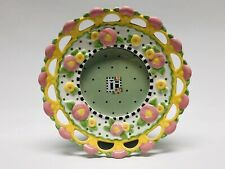Mary Engelbreit Ceramic Floral Picture Frame, Me Ink 2001