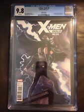 X-Men Gold issue #2 1:25 Adi Granov Variant CGC 9.8 Brand New Case