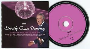 Bruce Forsyth - Strictly Come Dancing CD Ideal DJ Disco Collection