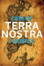 Terra Nostra (Latin American Literature Series), , Good Book