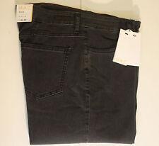 Mac Audio Damen-Jeans mit weitem Bein aus Denim