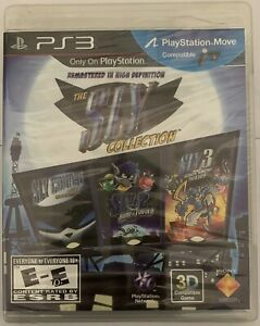 The Sly Trilogy Collection - PS3 ,BRAND NEW , SEALED !!!