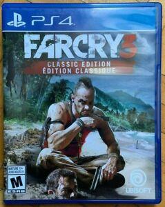 Far Cry 3 Classic Edition (Sony PlayStation 4 PS4, 2012)
