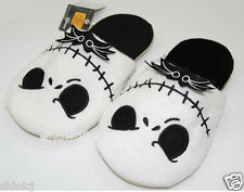 The Nightmare Before Christmas Jack Skellington Soft Plush Slippers A28