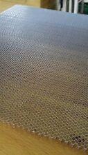 Aluminium Wabenplatte 300x200mm 3,5mm Waben / Wabengitter / Honeycomb CO2 Laser