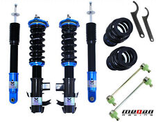 1994-1998 Mitsubishi Eclipse Galant Megan Racing EZII Street Coilovers Coils Set