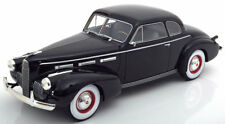 1940 La Salle Series 50 Coupe Black by BoS Models LE of 504 1/18 Scale New!