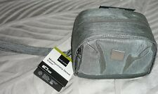 Small Compact Grey Camera Bag Case with Handle Acme Made BNWT Gifts for Him Her
