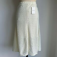 COUNTRY ROAD : SZ 8 COUNTRY ROAD LACE FLARE SKIRT - XS CR LOVE