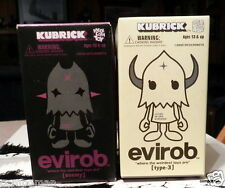 KUBRICK  Evirob Enemy Series 005 and Evirob Type-3 Series 001 NIB FAST SHIPPED