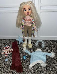 Bratz Doll Wintertime Wonderland Cloe doll with Clothes Accessories