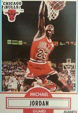 1990 Fleer Michael Jordan #26 Basketball Card