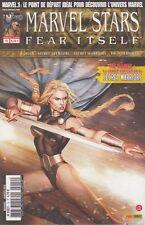 MARVEL STARS N° 12 comics Panini Marvel France