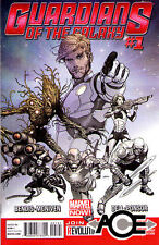 GUARDIANS OF THE GALAXY #1 Marvel Now! Personalized 1-Per-Store VARIANT COVER