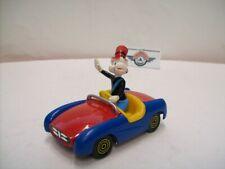 "Comic-Car Lupo Ezechiele ""Walt Disney"" 1971, Politoys (Made in Italy) 1:40"