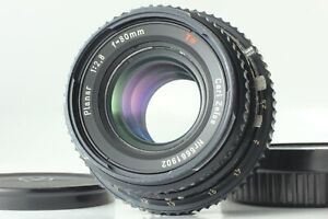 【EXC+5】 Hasselblad Carl Zeiss Planar C 80mm f/2.8 T* Black Lens From #793