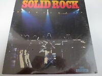 """SOLID ROCK COMPILATION 1974 12"""" SEALED LP RECORD"""