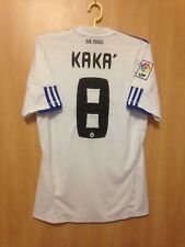 REAL MADRID SPAIN 2010 2011 HOME FOOTBALL SHIRT JERSEY CAMISETA RICARDO KAKA   8 32d95a6cc