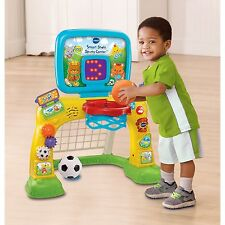 Educational Toys For 1-3 Year Old Toddler Boy Basketball Hoop Goal Kids Activity