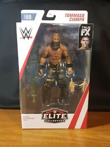 WWE Mattel Elite Collection Series 69 Tommaso Ciampa Wrestling Action Figure New