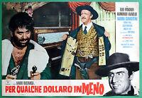 T33 Fotobusta Per Algunos Dólar En Menos Lando Buzzanca Raimondo Vianello 3