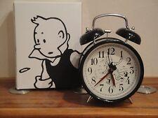 Hergé Réveil Tintin Tintin court