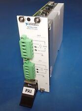 National Instruments NI PXIe-4154 Battery Simulator Optimized for Mobile Device