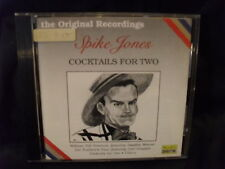 Spike Jones ‎– Cocktails For Two