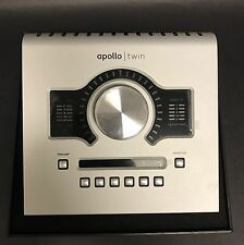 Universal Audio Apollo Twin Solo Analog Recording Thunderbolt Interface