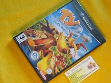 TY 2 THE TASMANIAN TIGER  NINTENDO GAME CUBE GC PAL UK NEW FACTORY SEALED PHOTO