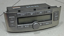 Toyota Avensis T25 Kombi (03-08) Klima Bedienteil 55902-05050-H # 39429-H125