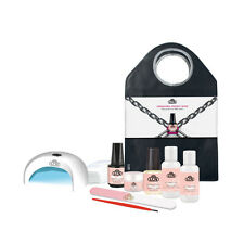 LCN Natural Nail Boost Starterset CLEAR  mit LED Unit !ANGEBOT!