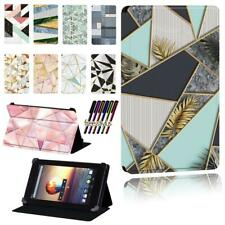 Leather Smart Stand Case cover Fit HP Slate 7 / Stream 7 / Slate 10 + Pen