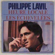 Pochette Tabac 45 tours Philippe Lavil 1976