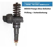 Pumpe Düse Einheit Einspritzdüse Prüfung VW Audi TDI 0414720402 0414720401