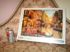 Clementoni Venezia High Quality Jigsaw Puzzle (1500 Pcs) Venice - New & Sealed
