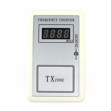 Frequency Detector Tester Counter For Auto Car Key Remote Control Checker RF